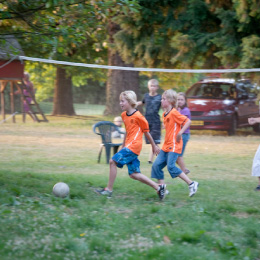 Terrain de sport-Camping Le Muret