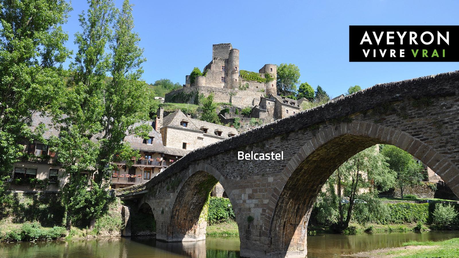 Belcastel-Camping Le Muret