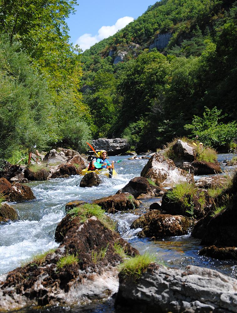 Canoë Aveyron-Camping Le Muret