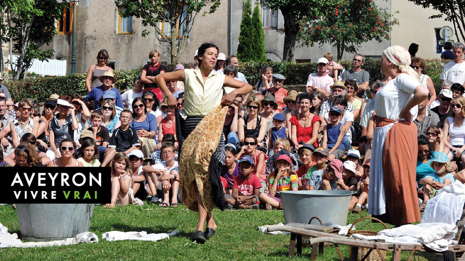 Festival en Bastides-Camping Le Muret