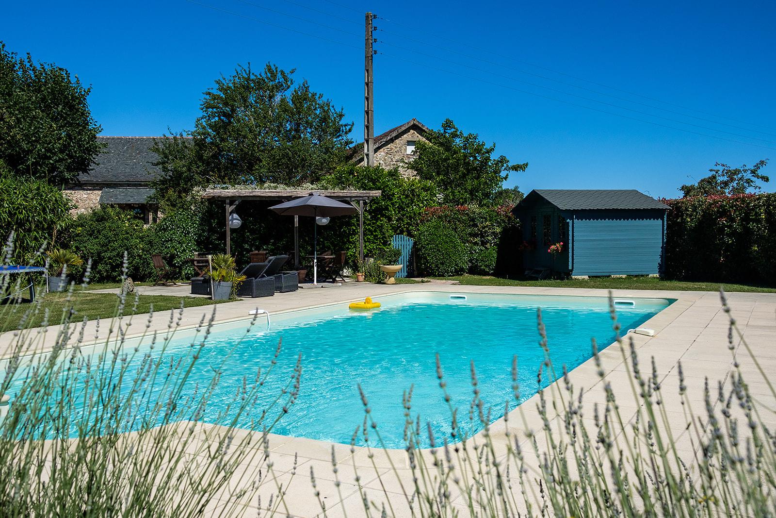 Piscine Le Muret-Camping Le Muret