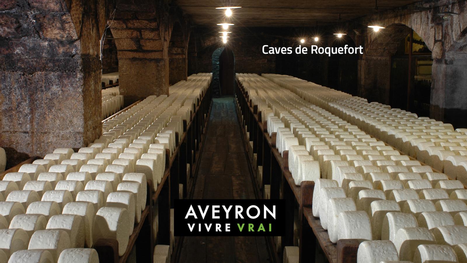 cave de roquefort-Camping Le Muret