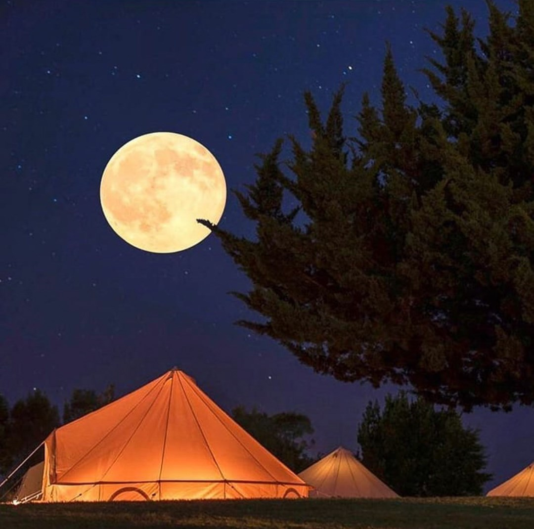 Tipi Glamping - Camping Le Muret